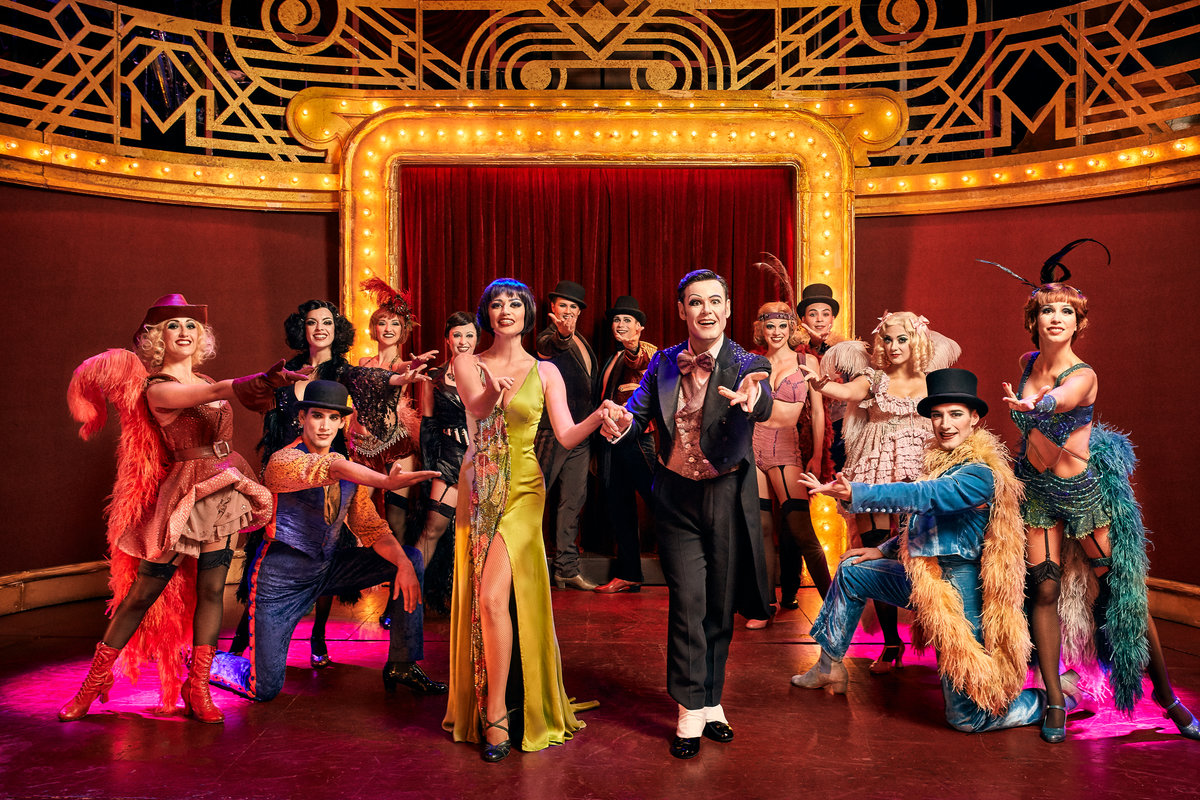 Resultado de imagen de cabaret teatre victoria critica
