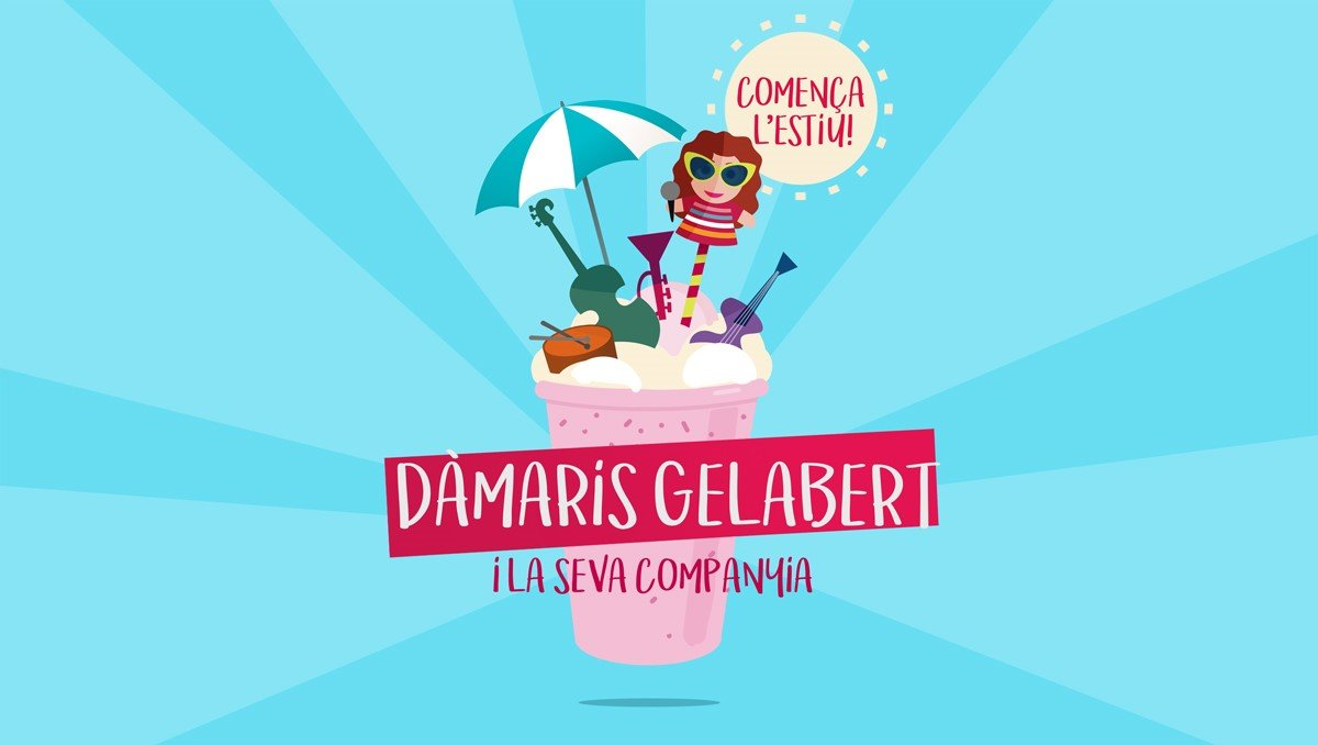 DÀMARIS GELABERT