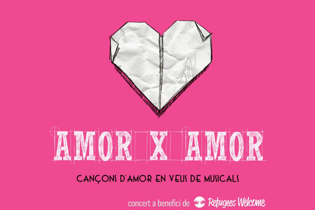 amor x amor cançons d amor en veus de musicals teatro victória